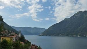 Lago de Como, el tercero más grande de Italia