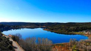 Laguna del Rey, la más cercana a Ruidera