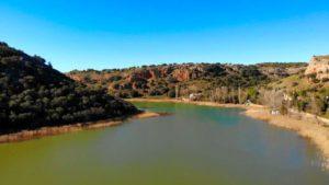 Laguna de San Pedro, la primera de las lagunas medias