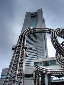 Landmark Tower, un símbolo de Yokohama