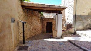 Antiguo lavadero junto a la Ermita Mare de Déu dels Desamparats