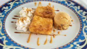 Leche frita, uno de los dulces tradicionales de Palencia