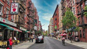 Little Italy, uno de los más famosos barrios de Manhattan