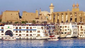 Lúxor, una de las ciudades más importantes de Egipto