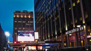 Madison Square Garden, uno de los edificios míticos de Nueva York