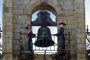 Los maragatos, un símbolo de Astorga