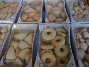 Mazapanes de Consuegra. productos y dulces típicos de Consuegra