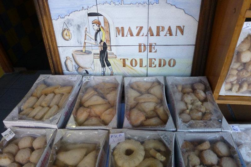 qué comprar en toledo, recuerdos, souvenirs y productos típicos
