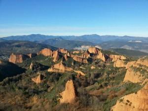 Paraje Natural Las Médulas, una de las atracciones de León más visitadas
