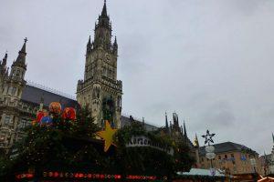 Mercado de Navidad de Múnich