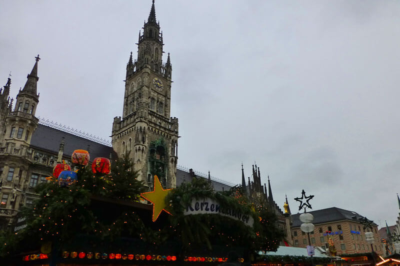 Fiestas de Múnich