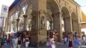 Mercato Nuovo o Mercato del Porcellino en la Piazza della Signoria, qué comprar en Florencia