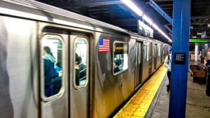 Metro de Nueva York, el medio de transporte más utilizado