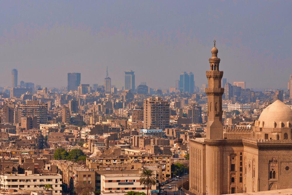 Museos de El Cairo, mezquita y madraza del sultán hassan
