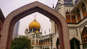 Mezquita del Sultán, el principal atractivo turístico de Kampong Glam