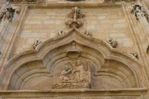 Milagro de la Imposición de la Casulla a San Ildefonso