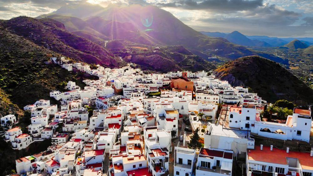 Guía de turismo con todo lo que hay que ver, hacer y visitar en Mojácar, Almería