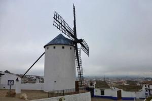 Molino Poyatos, alberga la Oficina de Turismo de Campo de Criptana