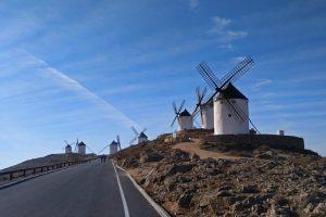Conjunto de molinos de viento de Consuegra