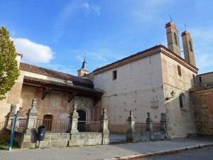 Monasterio de San Antonio el Real en Segovia