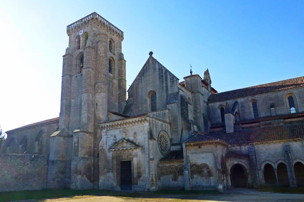 Monasterio de Las Huelgas en Burgos, uno de los más importantes de la Orden del Císter en España