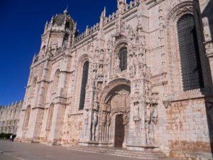 Monasterio de los Jerónimos en Belém