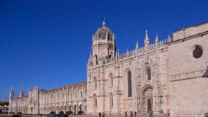 Monasterio de los Jerónimos, uno delos monumentos más visitados de Lisboa