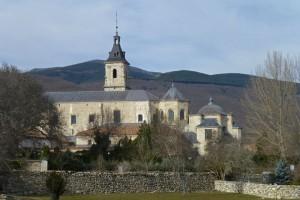 Monasterio de Santa María del Paular en Rascafría, ruta por los pueblos de la Sierra de Madrid