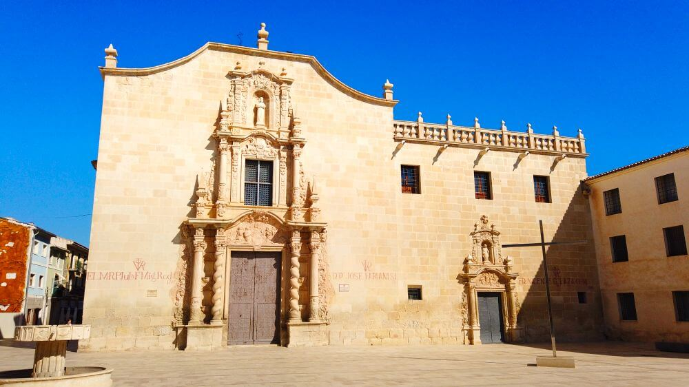 Monasterio de la Santa Faz, visita imprescindible cerca de Alicante