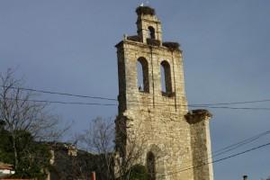 Ruinas del Monasterio Franciscano de la Madre de Dios en Torrelaguna