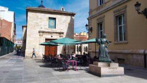 Monumento a la Aguadora
