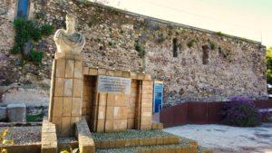 Monumento en honor al general Asdrúbal el Bello