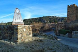 Monumento por el XXX Aniversario del Belén Viviente de Buitrago del Lozoya