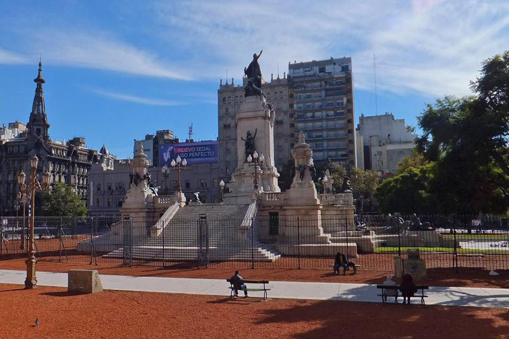 Plaza del Congreso de Buenos Aires
