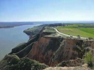 Senda Ecológica, la ruta de senderismo más transitada de las Barrancas de Burujón