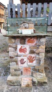 Monumento al sobao y la quesada pasiega