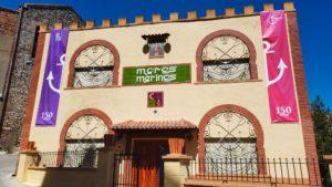 Filà de Moros Marinos, participantes en las Fiestas de Moros y Cristianos