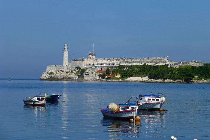 Toda la información para visitar los cuatros castillos y fortalezas de La Habana