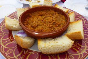 Morteruelo, uno de los platos típicos de la gastronomía de Uclés