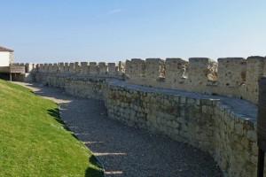 Primer recinto amurallado de Zamora