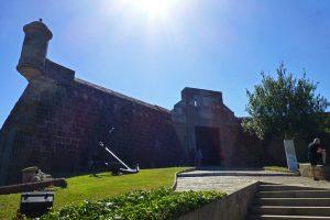 Castillo de San Antón, en su interior se ubica el Museo Arqueológico e Histórico de La Coruña