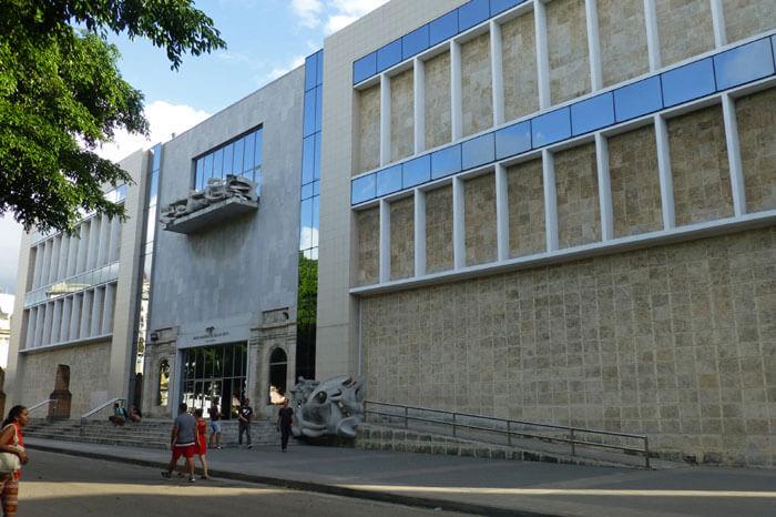 Guía para visitar los principales museos de La Habana