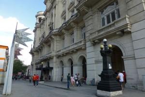 Museo Nacional de Bellas Artes de La Habana, sede de arte internacional