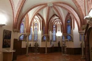 Palacio Episcopal de Astorga, acoge el Museo de los Caminos