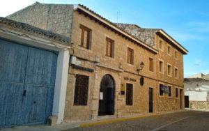 Museo Cervantino y Oficina de Turismo de El Toboso