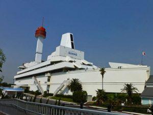Museo de la Ciencia Marítima en Odaiba