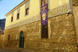 Museo de Cuenca, situado en la Casa del Curato