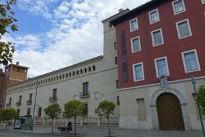Museo Alma Mater, antiguo Museo Diocesano de Zaragoza