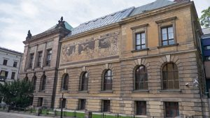 Galería del Museo Nacional de Escultura y Pintura en Poznan
