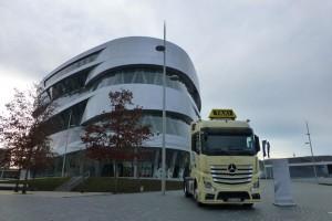 Museo Mercedes Benz, uno de los más visitados de Stuttgart